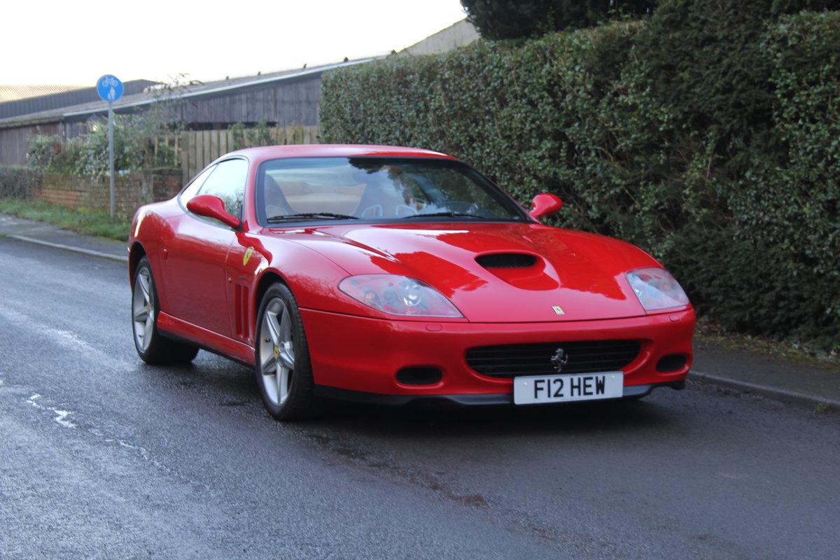 2006 Ferrari 575 Maranello, Immaculate condition, 6650 MILES For Sale (picture 1 of 22)