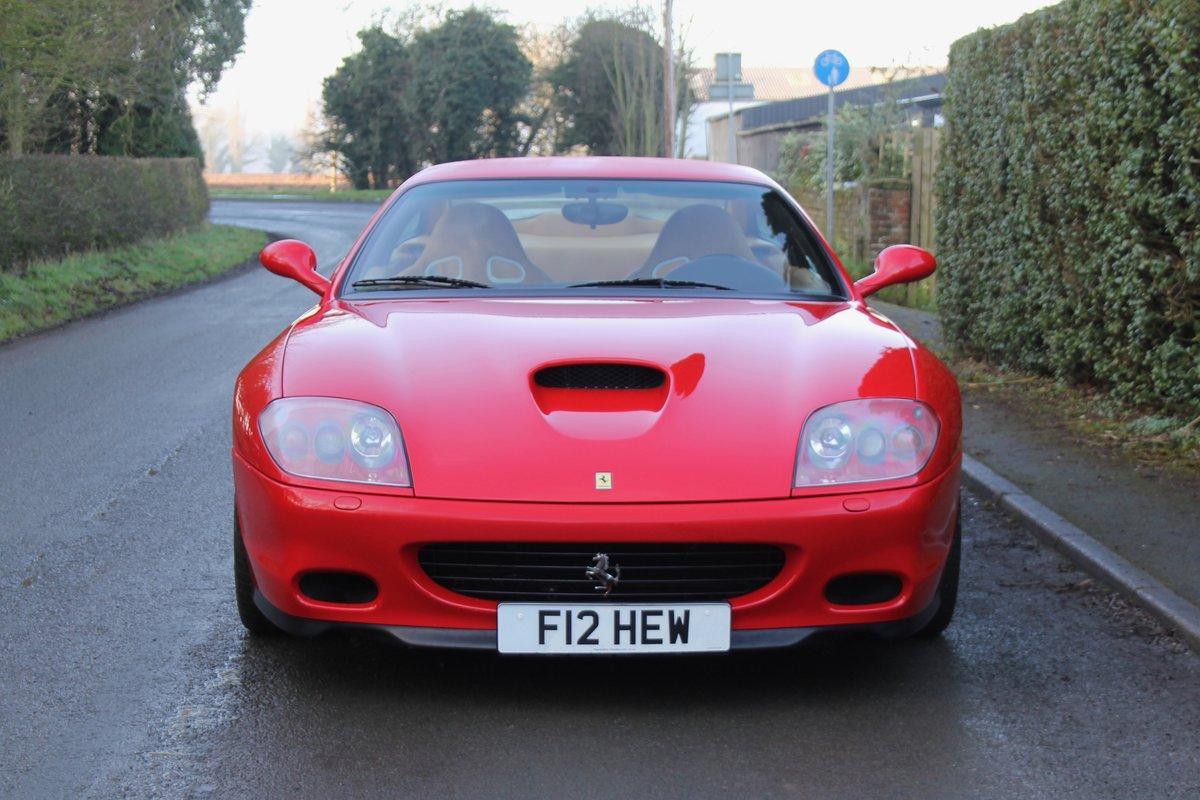2006 Ferrari 575 Maranello, Immaculate condition, 6650 MILES For Sale (picture 2 of 22)