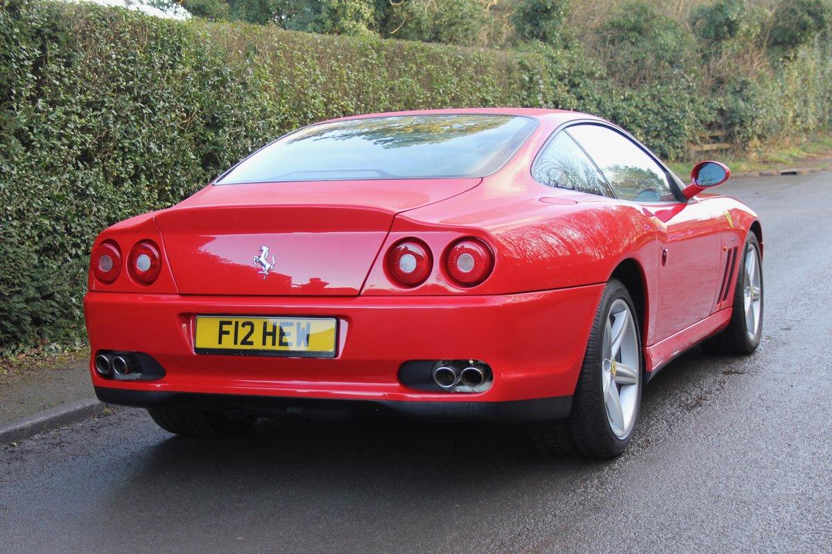 2006 Ferrari 575 Maranello, Immaculate condition, 6650 MILES For Sale (picture 6 of 22)