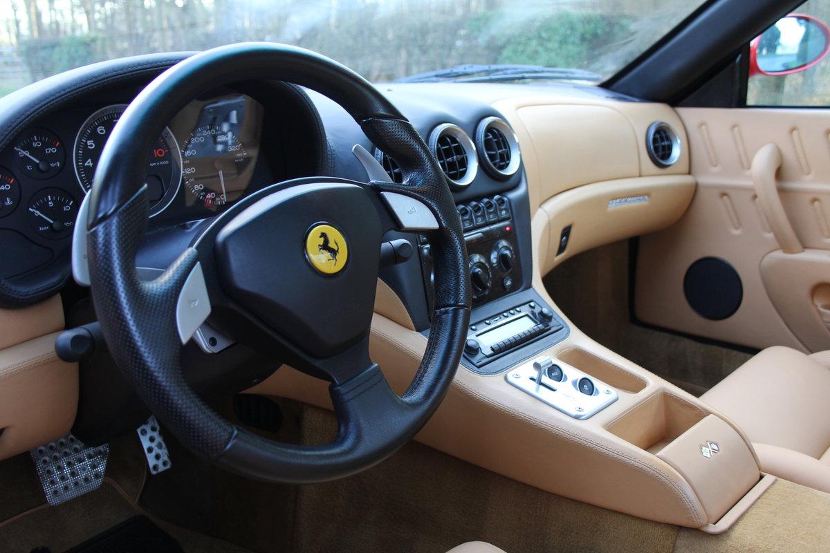 2006 Ferrari 575 Maranello, Immaculate condition, 6650 MILES For Sale (picture 8 of 22)
