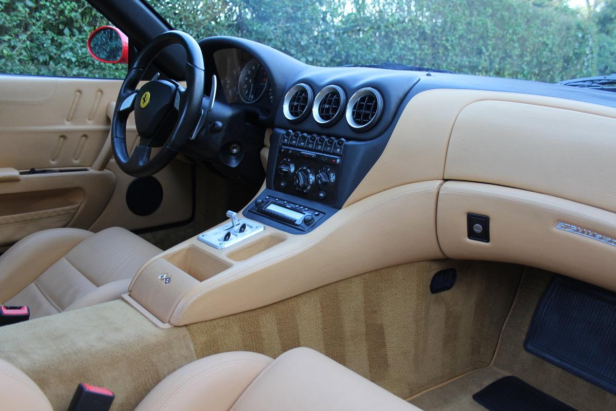 2006 Ferrari 575 Maranello, Immaculate condition, 6650 MILES For Sale (picture 11 of 22)