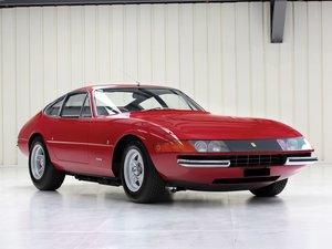 1970 Ferrari 365 GTB4 Daytona Berlinetta by Scaglietti