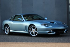 2000 Ferrari 550 Maranello LHD For Sale