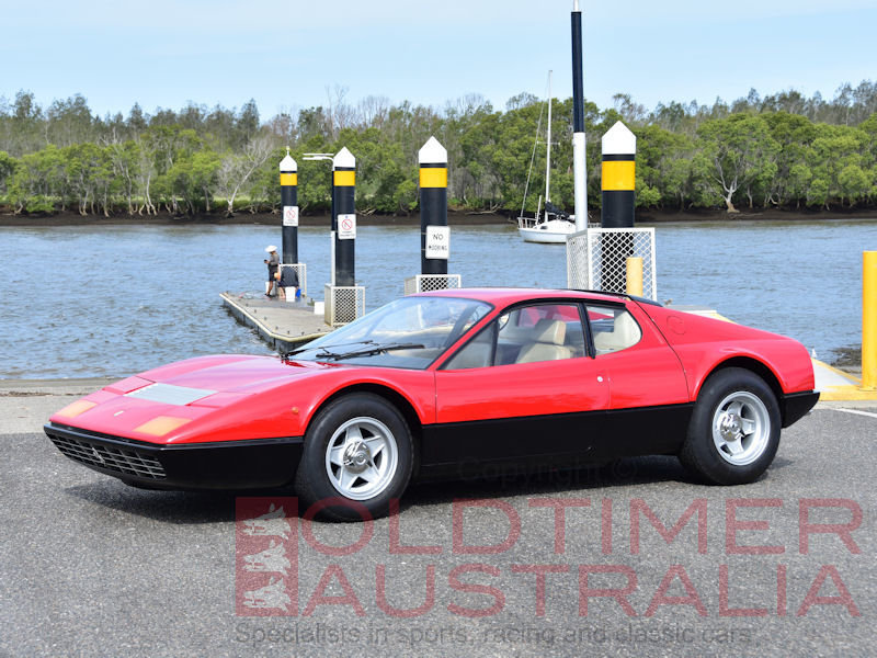 1975 Ferrari 365 GT/4 Berlinetta Boxer For Sale (picture 1 of 6)