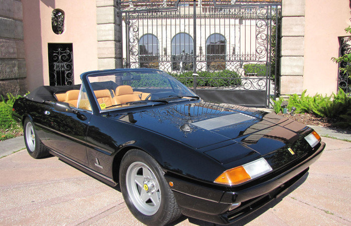 1983 FERRARI 400 i convertible by Straman SOLD (picture 1 of 6)