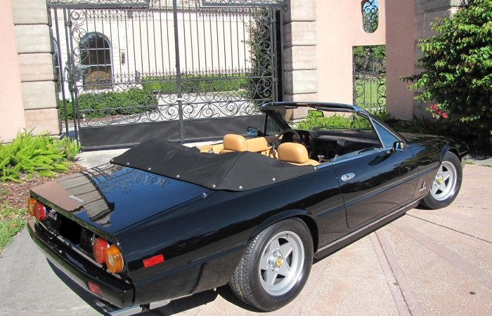 1983 FERRARI 400 i convertible by Straman SOLD (picture 2 of 6)
