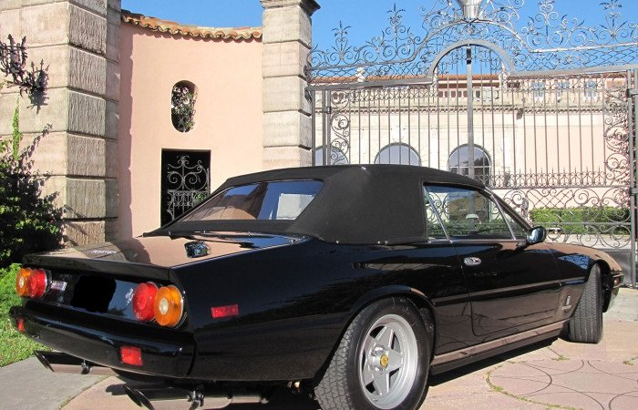 1983 FERRARI 400 i convertible by Straman SOLD (picture 3 of 6)