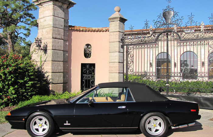 1983 FERRARI 400 i convertible by Straman SOLD (picture 4 of 6)
