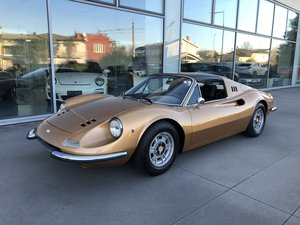 Ferrari Classic Dino 246 GTS