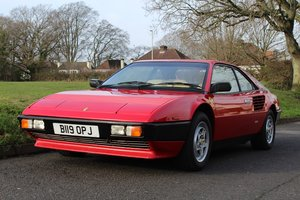 Ferrari Mondial QV 1985 - To be auctioned