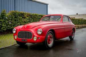 1949 Ferrari 166 Inter Coupe Carrozzeria Superleggera