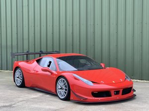 2014 Ferrari 458 Challenge Evo 2 Aero Kit For Sale