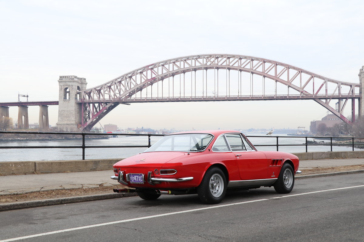 # 23127 1967 Ferrari 330GTC For Sale (picture 4 of 6)