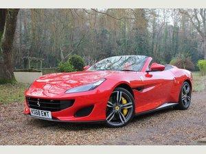 2018 Ferrari Portofino 3.8T V8 F1 DCT (s/s) 2dr AS NEW, HUGE SPEC For Sale
