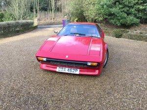 1977 Ferrari 308 GTB 'Vetroresina' For Sale by Auction