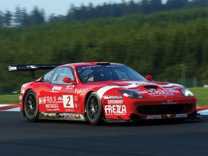 2001  Ferrari 550 GTS Prodrive