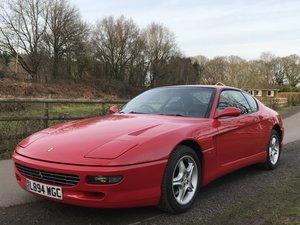 1994 Ferrari 456 GT For Sale by Auction