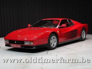 1991 Ferrari Testarossa Bispecchio '91 For Sale