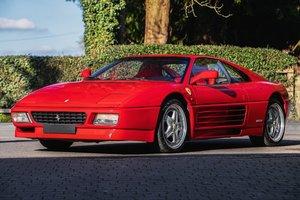 1993 Ferrari 348 GT Competizione For Sale by Auction