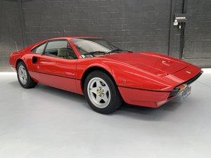 1977 Ferrari 308 GTB Fibre Glass edition