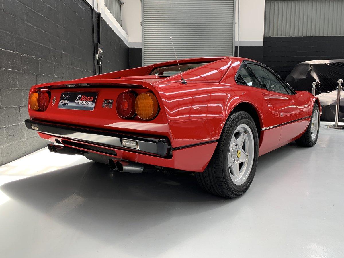 1977 Ferrari 308 GTB Fibre Glass edition SOLD (picture 2 of 6)
