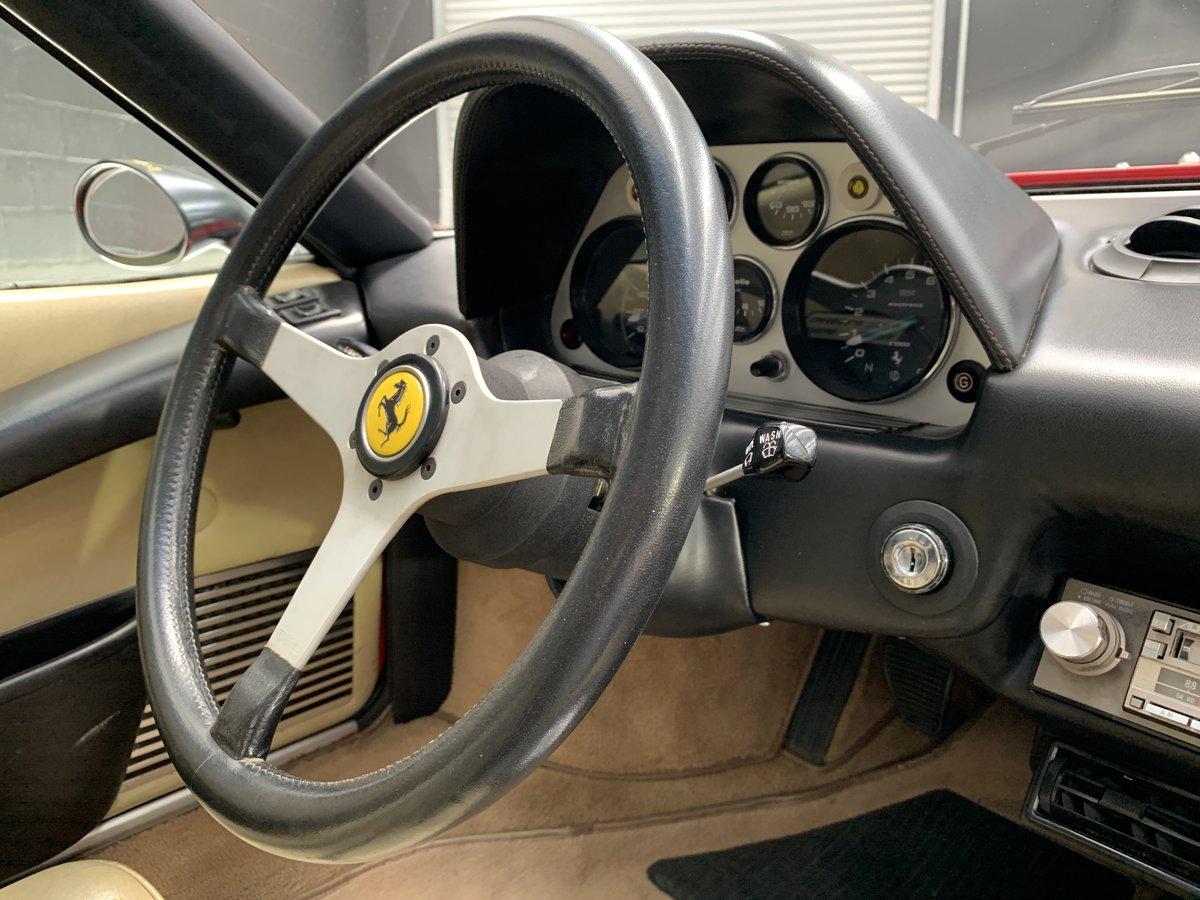 1977 Ferrari 308 GTB Fibre Glass edition SOLD (picture 4 of 6)