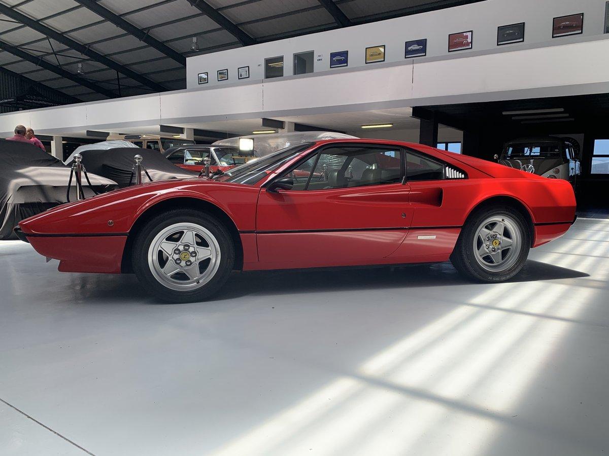 1977 Ferrari 308 GTB Fibre Glass edition SOLD (picture 6 of 6)