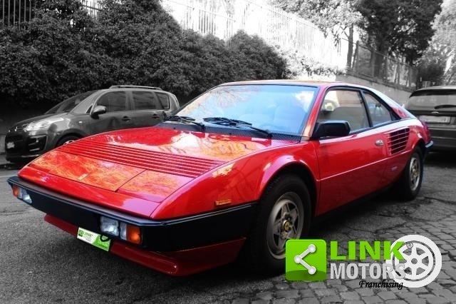 1982 Ferrari Mondial 3.0 Quattrovalvole, Pneumatici trx nuovi, C For Sale (picture 1 of 6)