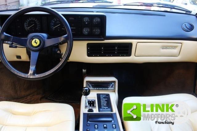 1982 Ferrari Mondial 3.0 Quattrovalvole, Pneumatici trx nuovi, C For Sale (picture 4 of 6)