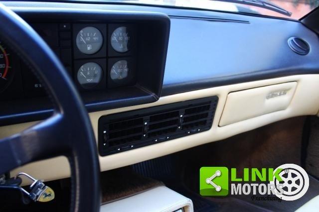 1982 Ferrari Mondial 3.0 Quattrovalvole, Pneumatici trx nuovi, C For Sale (picture 5 of 6)