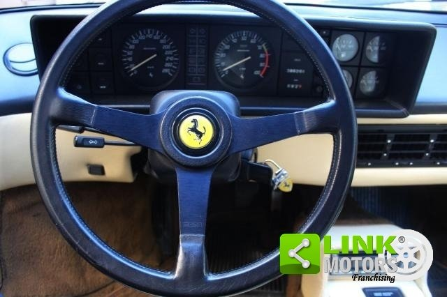 1982 Ferrari Mondial 3.0 Quattrovalvole, Pneumatici trx nuovi, C For Sale (picture 6 of 6)