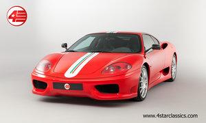 2004 Ferrari 360 Challenge Stradale LHD /// 15k Miles For Sale