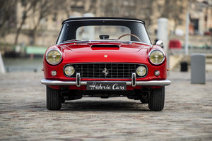 1962 FERRARI 250 GT CABRIOLET SERIE II For Sale