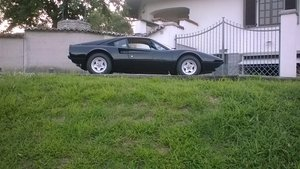 1981 Ferrari 208 gtb  black one of 160 produced
