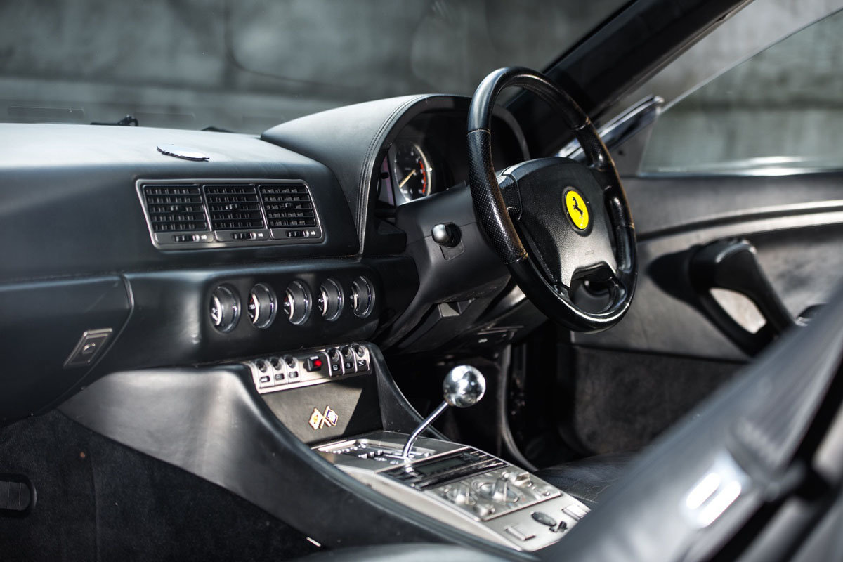 1995 Ferrari 456 GT 22 Feb 2020 For Sale by Auction (picture 1 of 6)