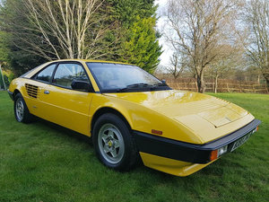 1985 Ferrari Mondial 3.0 Quattrovalvole 22 Feb 2020 For Sale by Auction
