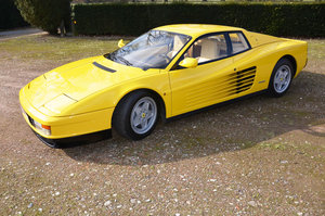 1991 Ferrari Testarossa 22 Feb 2020 For Sale by Auction