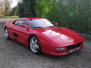 Ferrari f355 f1 berlinetta coupe auto/manual