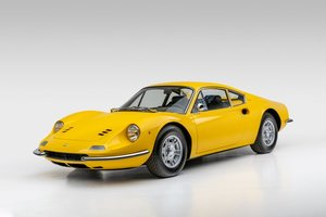1970 Ferrari Dino 246 GT L Coupe Rare 1 of 357 made $obo For Sale