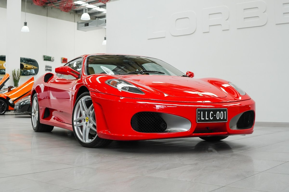 2006 FERRARI F430 MANUAL For Sale (picture 1 of 6)