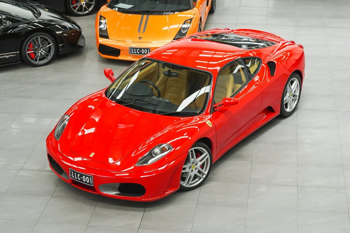 2006 FERRARI F430 MANUAL For Sale (picture 6 of 6)