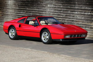 1988 Ferrari 328 GTS with 1,267 miles (2,039 kms) from new For Sale