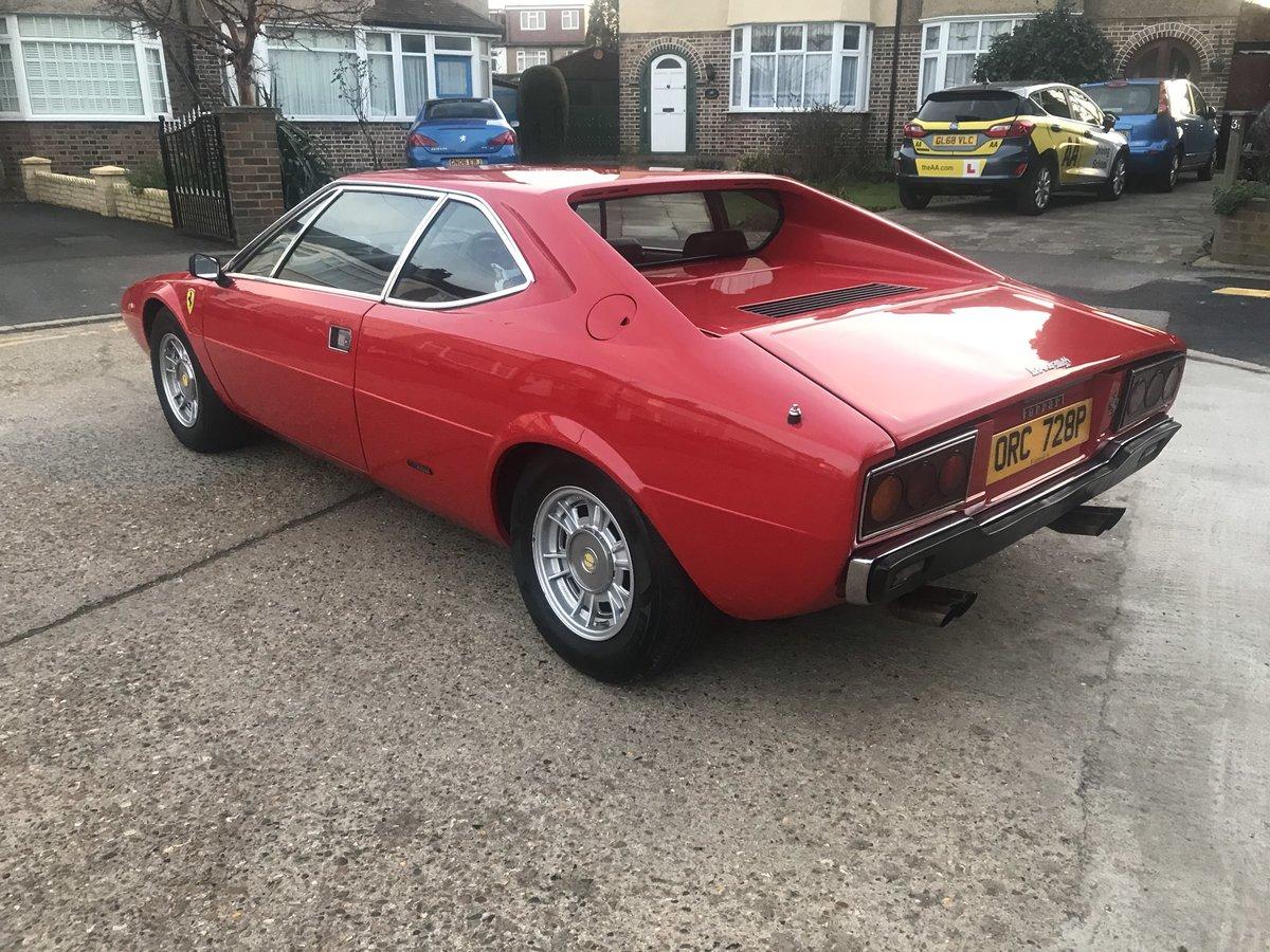 1975 Ferrari Dino 308 Gt4 SOLD (picture 3 of 6)