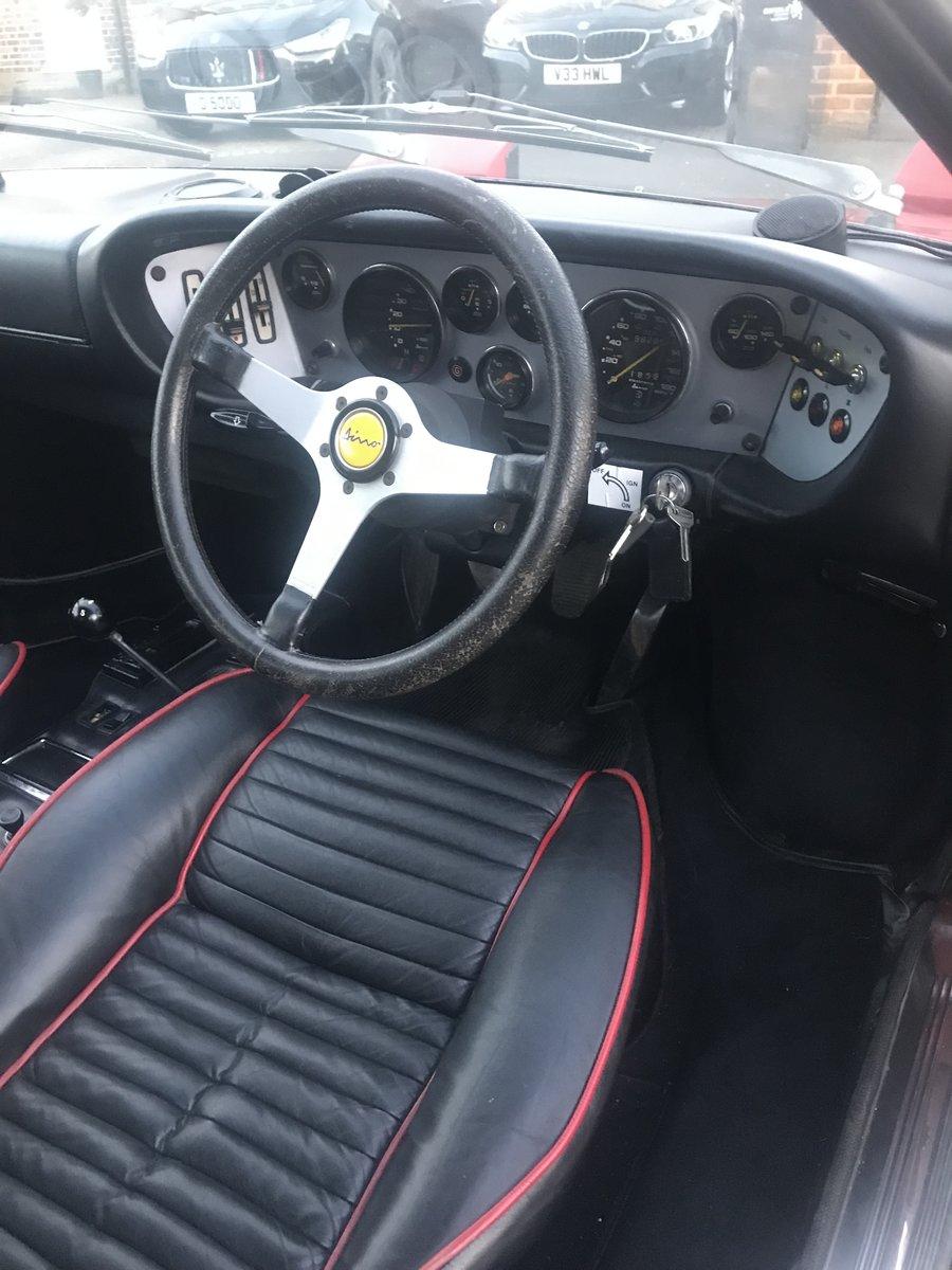 1975 Ferrari Dino 308 Gt4 SOLD (picture 6 of 6)
