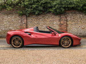 2018 Ferrari  Other  488 Spider SOLD