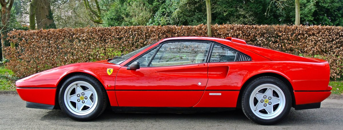 1987 FERRARI 328 GTB  Pre ABS 1 of only 77 UK RHD examples built For Sale (picture 2 of 6)