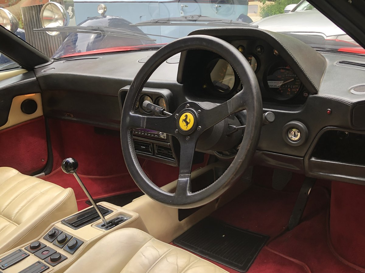 1987 FERRARI 328 GTB  Pre ABS 1 of only 77 UK RHD examples built For Sale (picture 4 of 6)