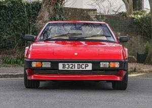 1985 Ferrari Mondial Quattrovalvole