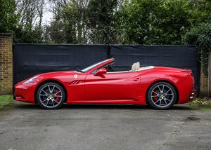 2009 Ferrari California For Sale by Auction