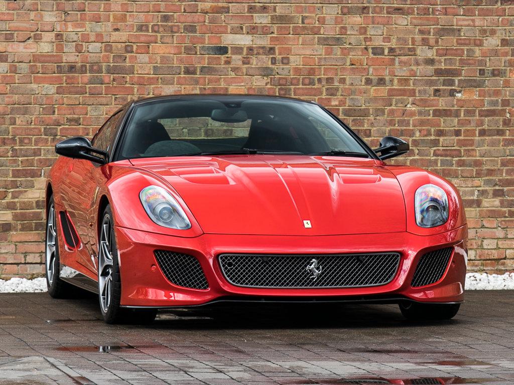 2011 Ferrari 599 GTO SOLD (picture 1 of 6)